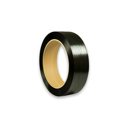 Eastrap - 12 mm Siyah Polyester Plastik Çember