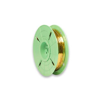 3000nx 4 mm x 500 m Polycore Rulo Tel Klips Renk: Altın