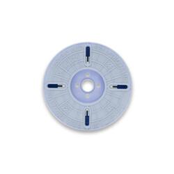 - 3000nx 4 mm x 500 m Polycore Rulo Tel Klips Renk: Mavi (1)