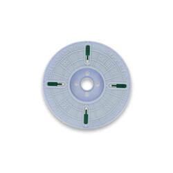 - 3000nx 4 mm x 500 m Polycore Rulo Tel Klips Renk: Yeşil (1)
