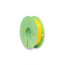- 4 mm x 500 m Polycore Tie Rulo Tel Klips Renk: Sarı