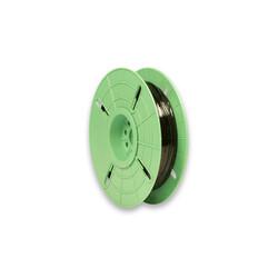 - 4 mm x 500 m Polycore Tie Rulo Tel Klips Renk: Siyah