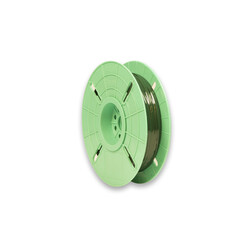 - 4 mm x 500 m Polycore Tie Rulo Tel Klips Renk: Yeşil