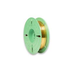 - 4 mm x 750 m Pet 2 Kat Rulo Tel Klips Renk: Altın