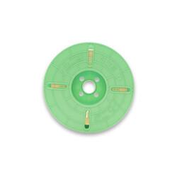 - 4 mm x 750 m Pet 2 Kat Rulo Tel Klips Renk: Beyaz (1)