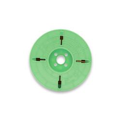 - 4 mm x 750 m Pet 2 Kat Rulo Tel Klips Renk: Kahverengi (1)