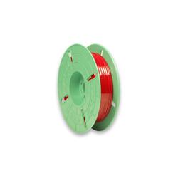 - 4 mm x 750 m Pet 2 Kat Rulo Tel Klips Renk: Kırmızı