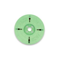 - 4 mm x 750 m Pet 2 Kat Rulo Tel Klips Renk: Siyah (1)