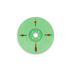 - 4 mm x 750 m Pet 2 Kat Rulo Tel Klips Renk: Turuncu (1)