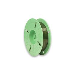 - 4 mm x 750 m Pet 2 Kat Rulo Tel Klips Renk: Yeşil